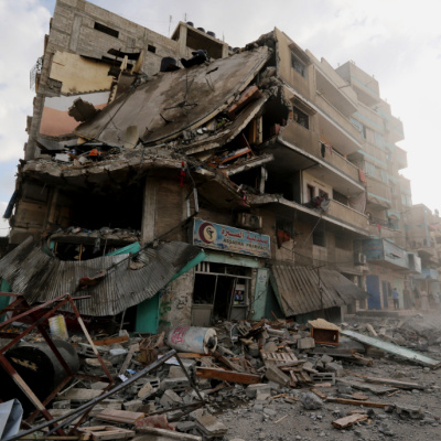 Hamas Ice Cold To Israeli Bomb Warning To Save Lives