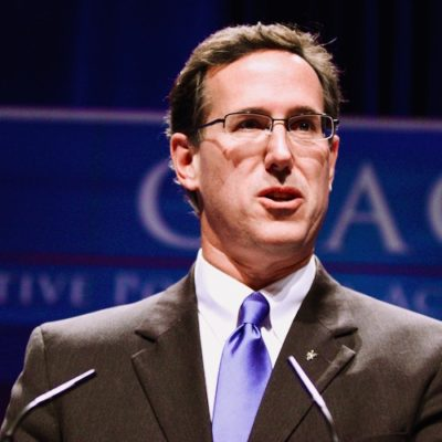 Rick Santorum Canned From CNN For Nothing
