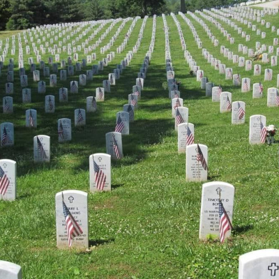 Remembering Our Warriors At Rest – Memorial Day