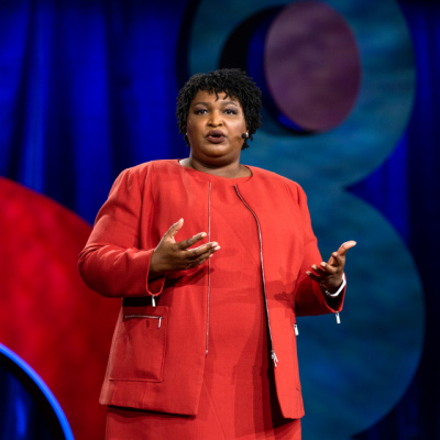 Stacey Abrams Romance Novels Reissued, Reflect Who She Is
