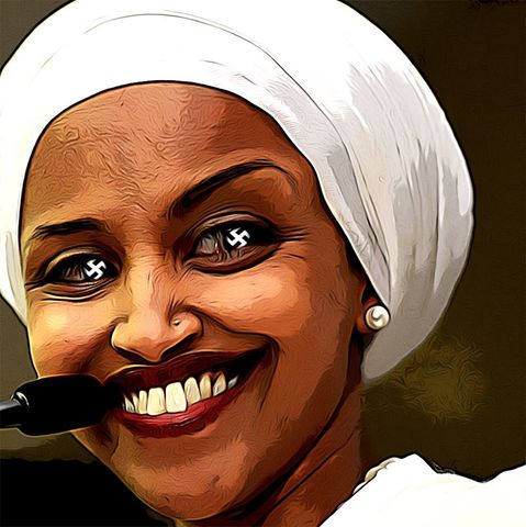 Called Out By Pelosi, Ilhan Omar Backpedals By Gaslight