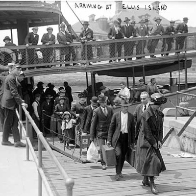 El Paso Is Not The New Ellis Island