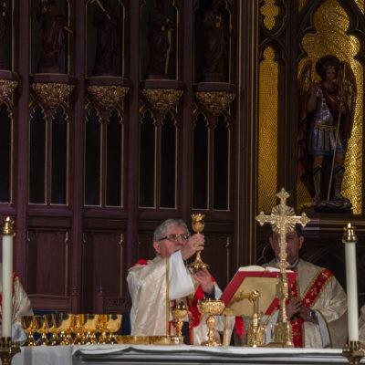 catholic bishops eucharist