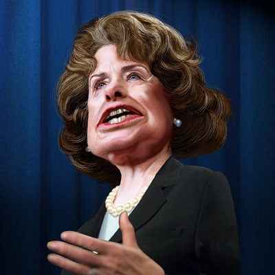 Feinstein Wants to Tax the Rich While Being Uber Rich