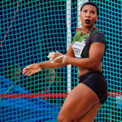 Gwen Berry's Childish Olympic Protest