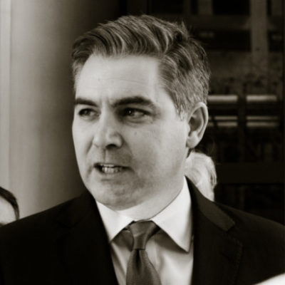 Jim Acosta Booed For Asking Trump About January 6