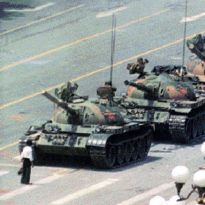 Tiananmen Square And Tank Man Thirty-two Years Later