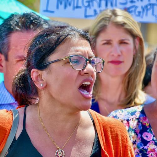 Rashida Tlaib Says Freedom Of Speech Doesn't Exist