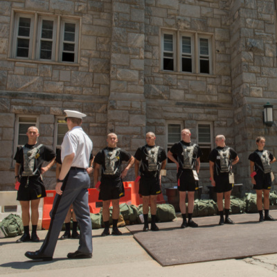 West Point Cadets Face Pressure If Unvaccinated