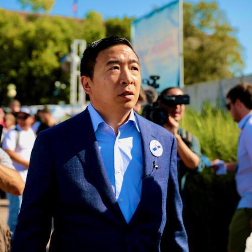 Yang Garcia Alliance In NY City Mayor's Race Raises Eyebrows