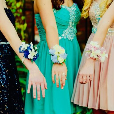Unvaccinated Students Numbered With Black Sharpie At Prom