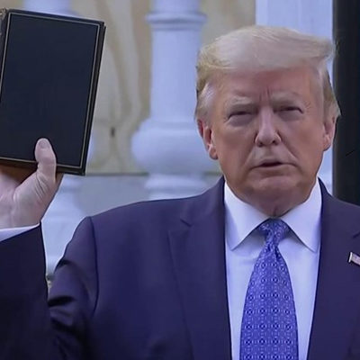 Lafayette Square, Trump Bible Photo, and Media Lies
