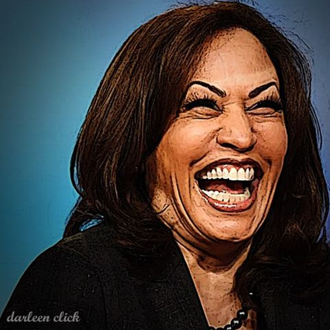 Cackling Kamala: Her Staff Doesn't Like Her Either
