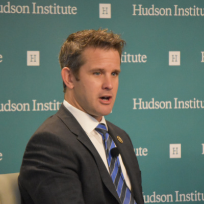 """Adam Kinzinger """"Humbly"""" Joins Jan 6 Inquisition"""