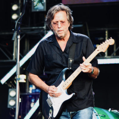 Eric Clapton: Cancel Shows If Vaccine Proof Is Required