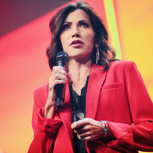 Kristi Noem Stumbles On Employer Vaccine Mandates