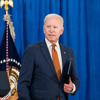 Biden Goes Big While COVID Message Gets Undercut