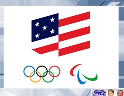USOC flag rebranding