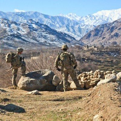 afghanistan soldiers withdrawl