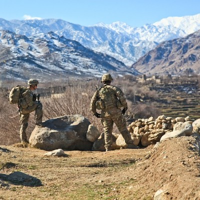 Afghanistan Already A Wreck Before US Departure
