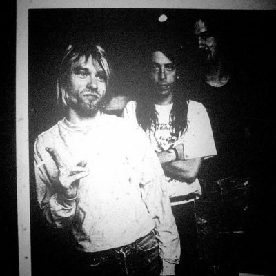 Nirvana Baby Is A Whiny, Man Child