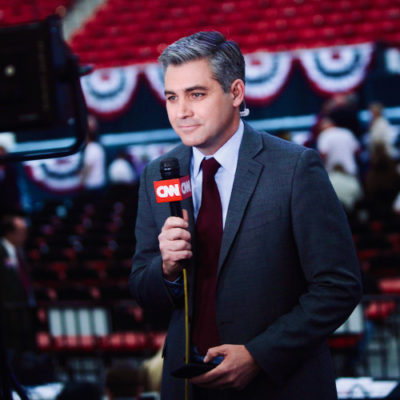 Jim Acosta Blasts Republicans Over Kabul, Offers Thoughts & Prayers
