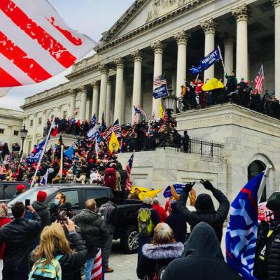 Capitol Police: Ashli Babbitt Shooting Was Lawful