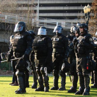 Portland Prayer Group Attacked By Antifa