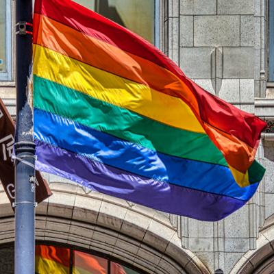 TikTok Teacher Sniggers About LGBTQ Flag Pledge