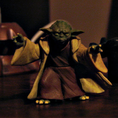 Yoda To SecDef Lloyd Austin – There Is No Try