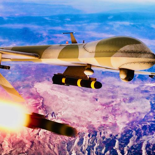 Biden Team Staying Quiet About Drone Strike