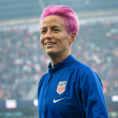 Women's Soccer Team Loses; Patriots Cheer