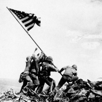 Taliban Commando Unit Mocks Iwo Jima Photo