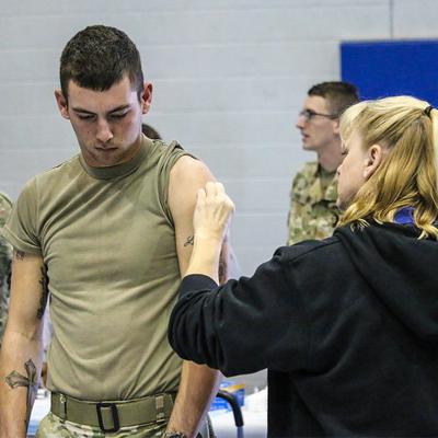 Lloyd Austin: Covid Vaccine Mandatory for Military