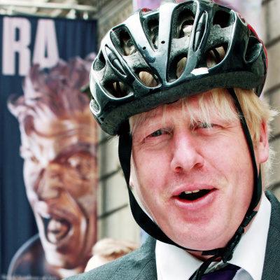 Boris Johnson, British PM, Tells World To Grow Up
