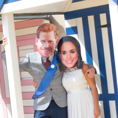 Meghan And Harry Lecture At Global Citizen Live