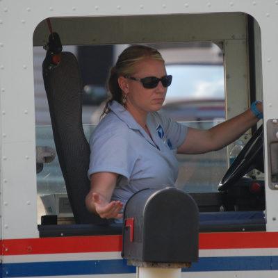 Postal Workers Reject Biden