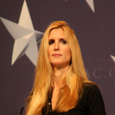 Ann Coulter Finally Achieves Ignominy