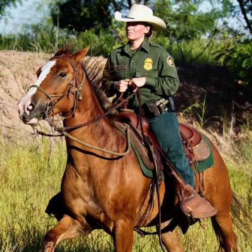 Media Peddles Vicious Fake News About Border Patrol Using Whips