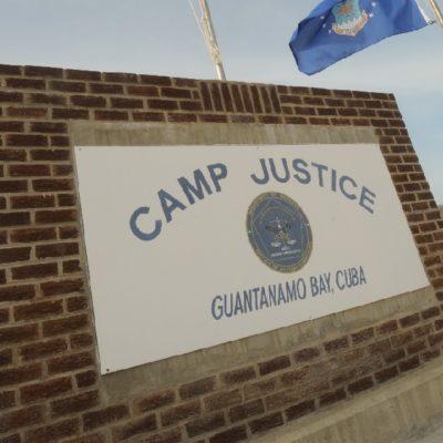 guantanamo bay camp justice