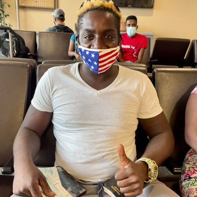 Bumbling Biden Considering Gitmo for Haitians