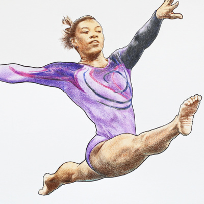 Brave Gymnasts Testify About Abuse, Senator Yawns