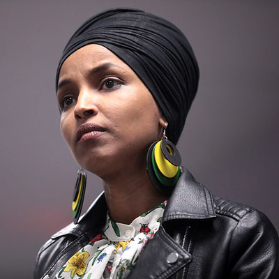 Dysfunctional Police Cause Crime Spike: Ilhan Omar