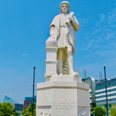 If It Weren't For Columbus, We Wouldn't Be Here
