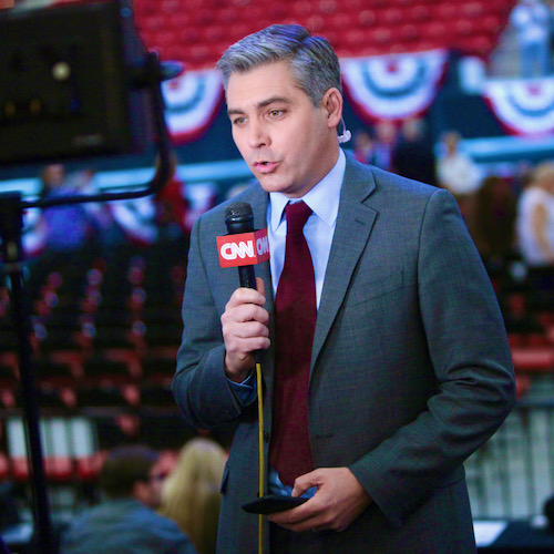 Jim Acosta: Anyone Attending Trump Rally Is 'Twisted, Evil'