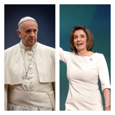 Pope Grants Audience To Pro-Abortion Nancy Pelosi
