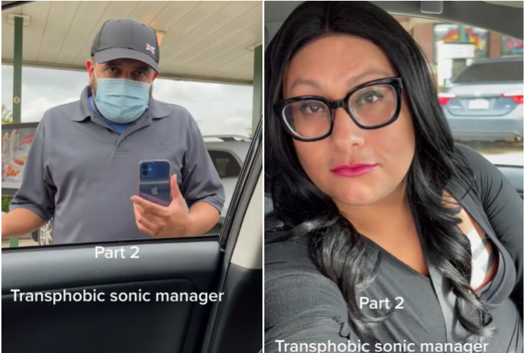 sonic manager/trans activist