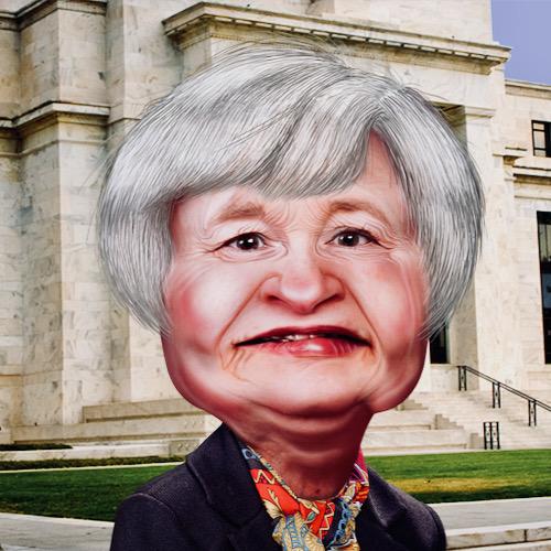 Janet Yellen Says $600 IRS Plan Isn't Spying