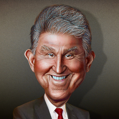 """Manchin After Schumer's Ugly Victory Lap: """"Civility Is Gone"""""""