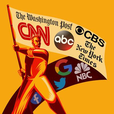 American Press Goes Full Soviet